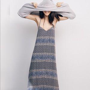 Madewell Moroccan Tile Dress